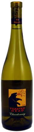 Toasted Head Chardonnay bottle image